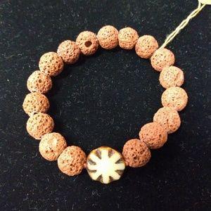Jewelry - *Handmade* Brown Bracelet